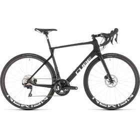 Cube Agree C:62 Race Disc Carbon'n'White